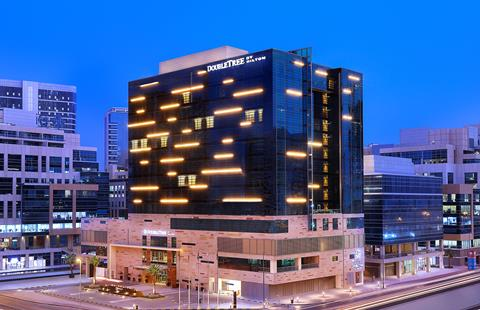 Hilton Doubletree Business Bay